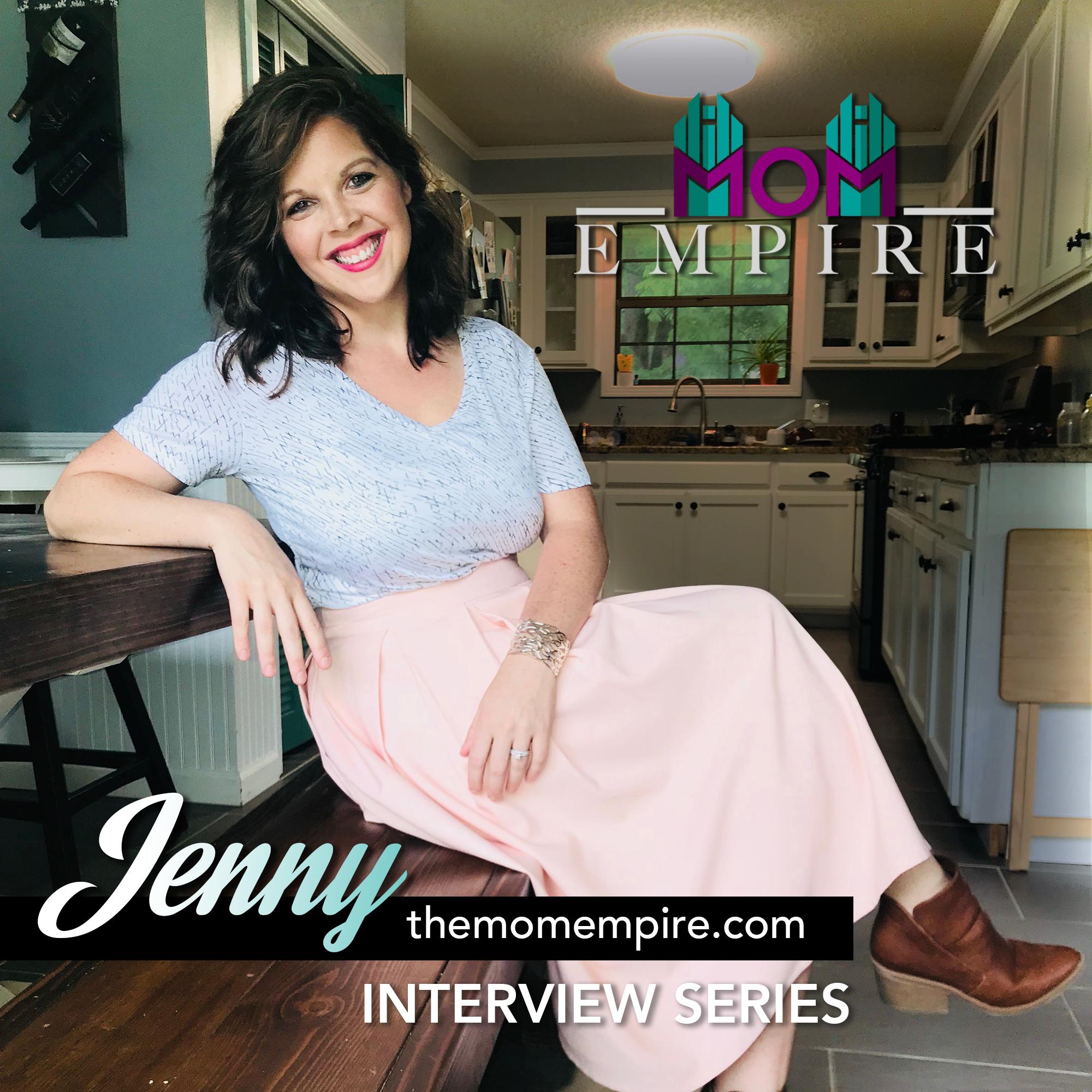 Jenny, The Mom Empire