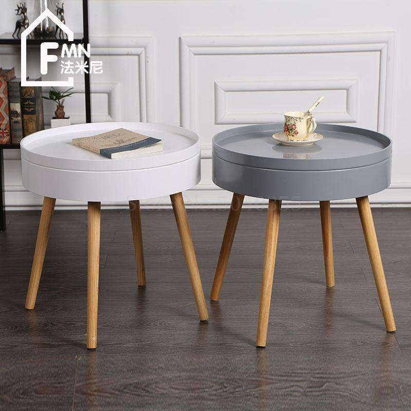 Small Table Storage Mom Empire