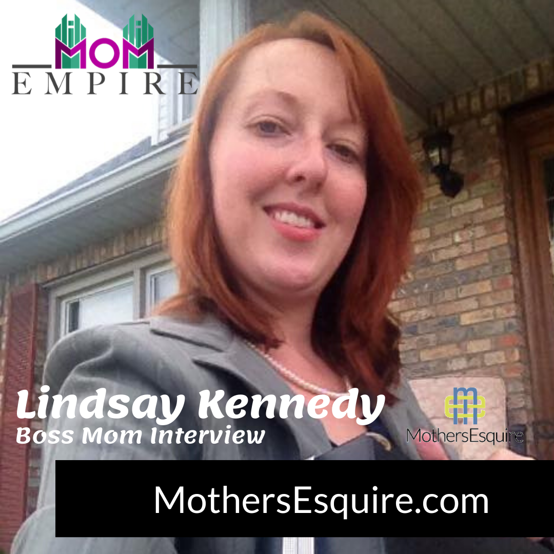Lindsay Kennedy, MothersEsquire
