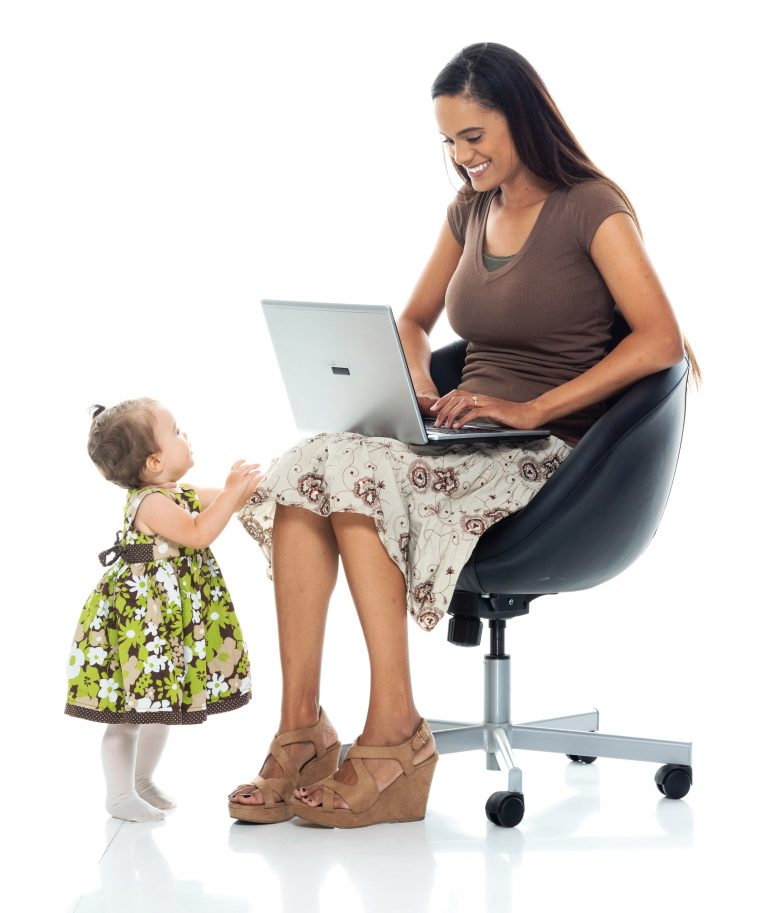 Work at Home Mom: The Counterintuitive (Sometimes Counterproductive) Dream Job.
